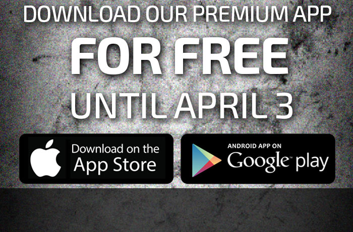 DOWNLOAD OUR PREMIUM APP FOR FREE
